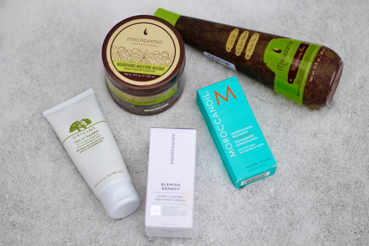 My Winter Beauty Essentials
